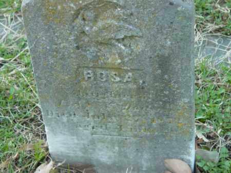 DODSON, ROSA - Talbot County, Maryland | ROSA DODSON - Maryland Gravestone Photos