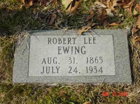 EWING, ROBERT LEE - Talbot County, Maryland   ROBERT LEE EWING - Maryland Gravestone Photos