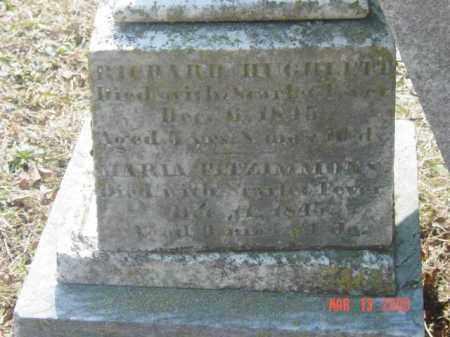 FITZIMMONS, MARIA - Talbot County, Maryland | MARIA FITZIMMONS - Maryland Gravestone Photos