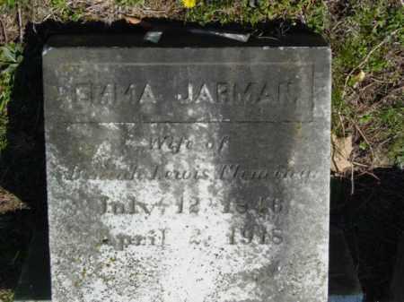 JARMAR FLEMMING, EMMA - Talbot County, Maryland | EMMA JARMAR FLEMMING - Maryland Gravestone Photos