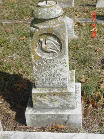 FLOWERS, ALZONE LEE - Talbot County, Maryland | ALZONE LEE FLOWERS - Maryland Gravestone Photos