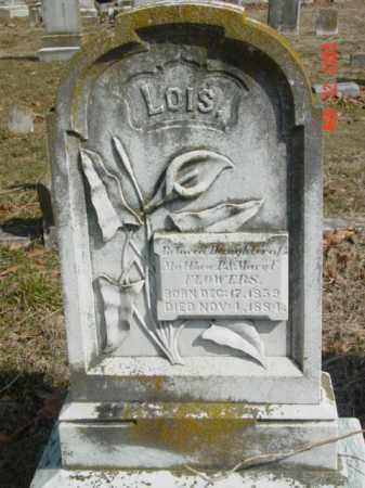 FLOWERS, LOIS - Talbot County, Maryland | LOIS FLOWERS - Maryland Gravestone Photos