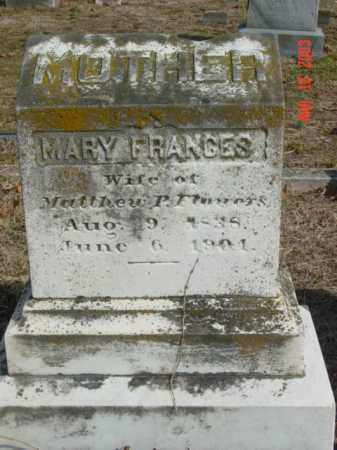 FLOWERS, MARY FRANCES - Talbot County, Maryland | MARY FRANCES FLOWERS - Maryland Gravestone Photos