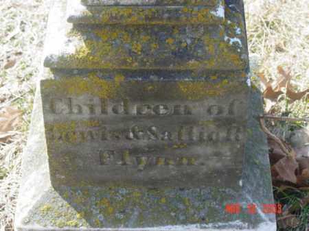 FLYNN, CHILDREN - Talbot County, Maryland   CHILDREN FLYNN - Maryland Gravestone Photos