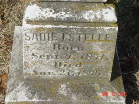 FLYNN, SADIE ESTELL - Talbot County, Maryland   SADIE ESTELL FLYNN - Maryland Gravestone Photos