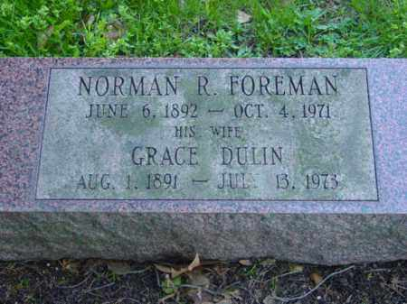 FOREMAN, GRACE - Talbot County, Maryland | GRACE FOREMAN - Maryland Gravestone Photos