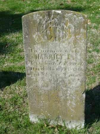 FOXWELL, HARRIET L. - Talbot County, Maryland | HARRIET L. FOXWELL - Maryland Gravestone Photos