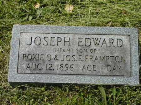 FRAMPTON, JOSEPH EDWARD - Talbot County, Maryland   JOSEPH EDWARD FRAMPTON - Maryland Gravestone Photos