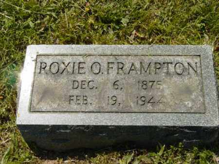 FRAMPTON, ROXIE O. - Talbot County, Maryland | ROXIE O. FRAMPTON - Maryland Gravestone Photos