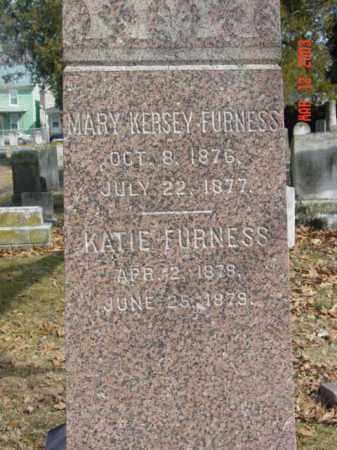 FURNESS, MARY DERSEY - Talbot County, Maryland | MARY DERSEY FURNESS - Maryland Gravestone Photos