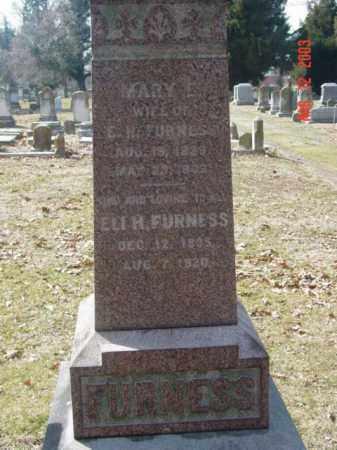 FURNESS, MARY E. - Talbot County, Maryland | MARY E. FURNESS - Maryland Gravestone Photos