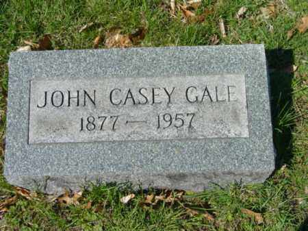 GALE, JOHN CASEY - Talbot County, Maryland | JOHN CASEY GALE - Maryland Gravestone Photos