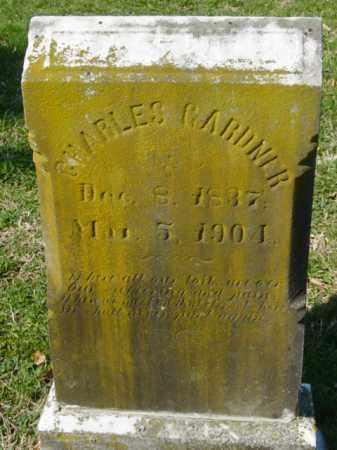 GARDNER, CHARLES - Talbot County, Maryland | CHARLES GARDNER - Maryland Gravestone Photos