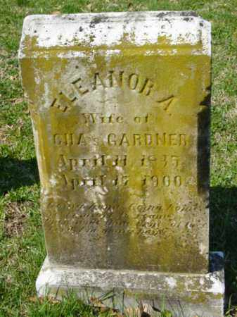 GARDNER, ELEANOR A. - Talbot County, Maryland | ELEANOR A. GARDNER - Maryland Gravestone Photos