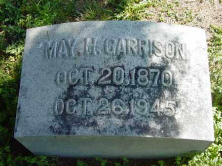 GARRISON, MAY H. - Talbot County, Maryland   MAY H. GARRISON - Maryland Gravestone Photos