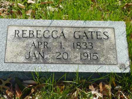 GATES, REVECCA - Talbot County, Maryland | REVECCA GATES - Maryland Gravestone Photos