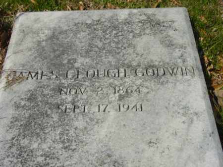 GODWIN, JAMES GLOUGH - Talbot County, Maryland | JAMES GLOUGH GODWIN - Maryland Gravestone Photos