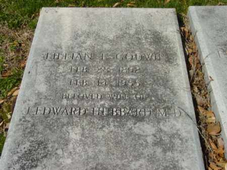 GODWIN, LILLIAN L. - Talbot County, Maryland | LILLIAN L. GODWIN - Maryland Gravestone Photos