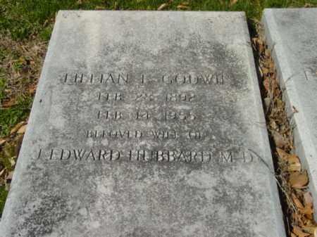 GODWIN, LILLIAN L. - Talbot County, Maryland | LILLIAN L. GODWIN - Maryland Gravestone Photos