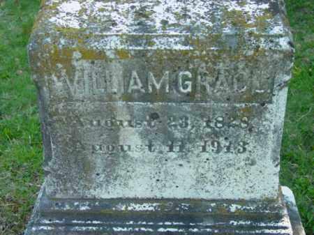 GRACE, WILLIAM - Talbot County, Maryland | WILLIAM GRACE - Maryland Gravestone Photos