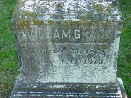 GRACE, WILLIAM - Talbot County, Maryland | WILLIAM GRACE - Maryland Gravestone Photos