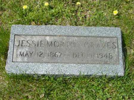 GRAVES, JESSIE - Talbot County, Maryland | JESSIE GRAVES - Maryland Gravestone Photos