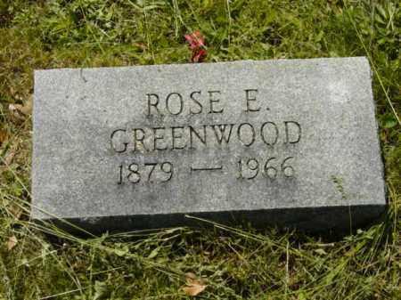 GREENWOOD, ROSE E. - Talbot County, Maryland | ROSE E. GREENWOOD - Maryland Gravestone Photos
