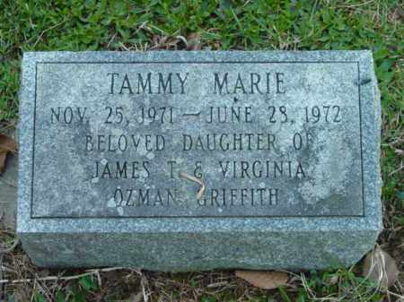 GRIFFITH, TAMMY MARIE - Talbot County, Maryland | TAMMY MARIE GRIFFITH - Maryland Gravestone Photos