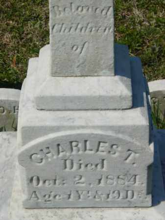 HABBARD, CHARLES T. - Talbot County, Maryland | CHARLES T. HABBARD - Maryland Gravestone Photos