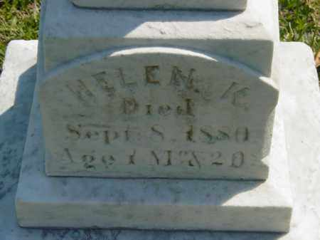 HABBARD, HELEN K. - Talbot County, Maryland | HELEN K. HABBARD - Maryland Gravestone Photos