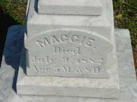 HABBARD, MAGGIE - Talbot County, Maryland | MAGGIE HABBARD - Maryland Gravestone Photos