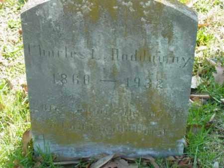 HADDAWAY, CHARLES L. - Talbot County, Maryland | CHARLES L. HADDAWAY - Maryland Gravestone Photos