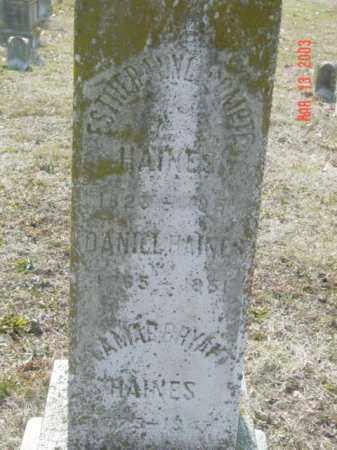 HAINES, DANIEL - Talbot County, Maryland | DANIEL HAINES - Maryland Gravestone Photos