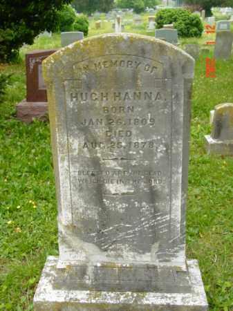 HANNA, HUGH - Talbot County, Maryland | HUGH HANNA - Maryland Gravestone Photos