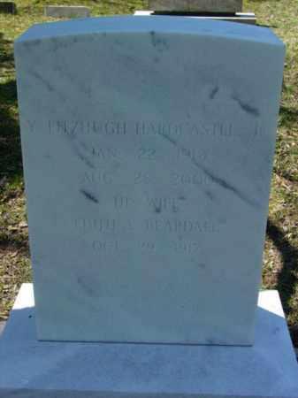 BLARDALL HARDCASTLE, EDITH A. - Talbot County, Maryland | EDITH A. BLARDALL HARDCASTLE - Maryland Gravestone Photos