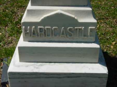 HARDCASTLE, MONUMENT - Talbot County, Maryland   MONUMENT HARDCASTLE - Maryland Gravestone Photos