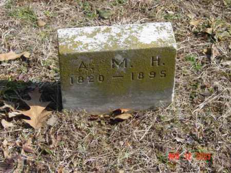 HARDEN, ANNA M. - Talbot County, Maryland | ANNA M. HARDEN - Maryland Gravestone Photos