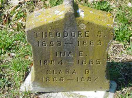 HARRINGTON, THEODORE S. - Talbot County, Maryland | THEODORE S. HARRINGTON - Maryland Gravestone Photos