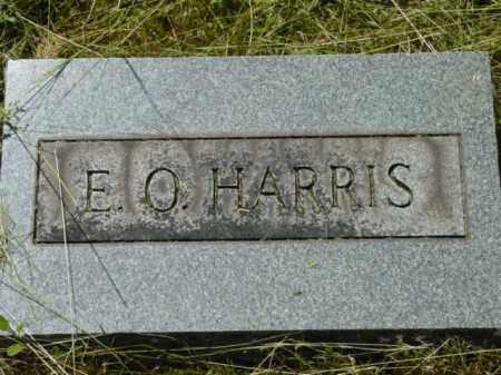 HARRIS, E.O. - Talbot County, Maryland | E.O. HARRIS - Maryland Gravestone Photos