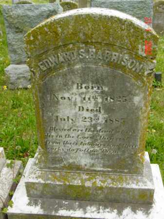 HARRISON, EDWARD S. - Talbot County, Maryland   EDWARD S. HARRISON - Maryland Gravestone Photos