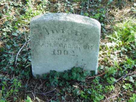 HARRISON, INFANT SON - Talbot County, Maryland   INFANT SON HARRISON - Maryland Gravestone Photos