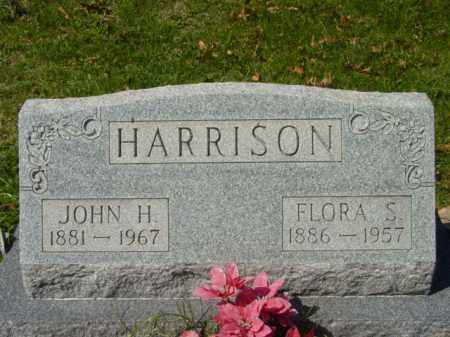 HARRISON, FLORA S. - Talbot County, Maryland   FLORA S. HARRISON - Maryland Gravestone Photos