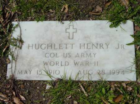 HENRY JR., HUGHLETT - Talbot County, Maryland | HUGHLETT HENRY JR. - Maryland Gravestone Photos