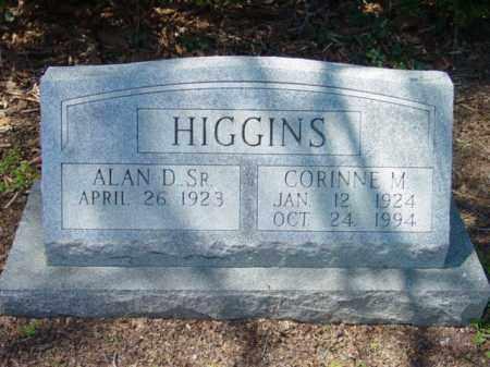 HIGGINS, CORINNE M. - Talbot County, Maryland | CORINNE M. HIGGINS - Maryland Gravestone Photos