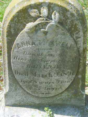 HOLLYDAY, ANNA MAXWELL - Talbot County, Maryland   ANNA MAXWELL HOLLYDAY - Maryland Gravestone Photos