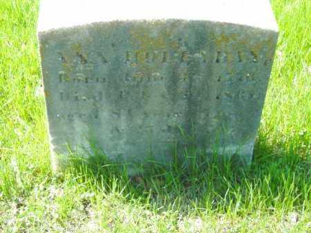 HOLLYDAY, ANN - Talbot County, Maryland | ANN HOLLYDAY - Maryland Gravestone Photos