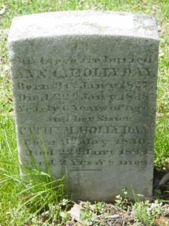 HOLLYDAY, ANN C. - Talbot County, Maryland | ANN C. HOLLYDAY - Maryland Gravestone Photos