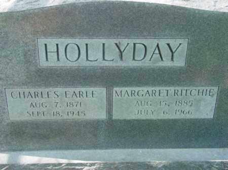 HOLLYDAY, MARGARET - Talbot County, Maryland | MARGARET HOLLYDAY - Maryland Gravestone Photos
