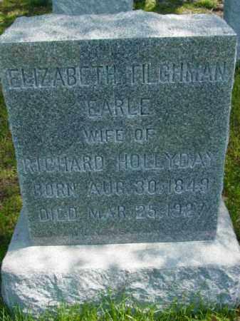HOLLYDAY, ELIZABETH TILGHMAN - Talbot County, Maryland | ELIZABETH TILGHMAN HOLLYDAY - Maryland Gravestone Photos