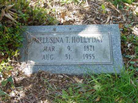 HOLLYDAY, MELUSINA - Talbot County, Maryland   MELUSINA HOLLYDAY - Maryland Gravestone Photos